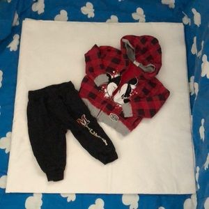 Very Cute Mickey outfit